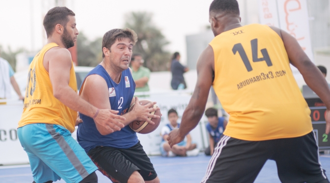 UAE climbed 27 positions in 3×3 Federation Ranking
