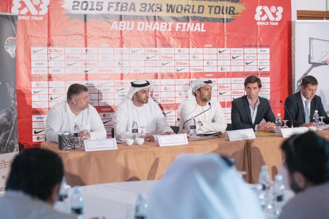 Road to Abu Dhabi: FIBA unveils the 3×3 World Tour Calendar