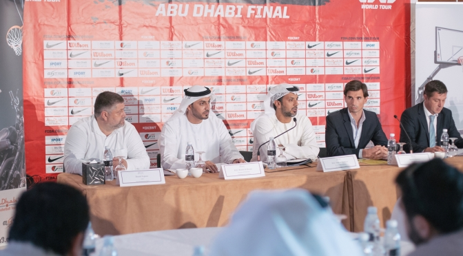 Road to Abu Dhabi: FIBA unveils the 3×3 World Tour Calendar