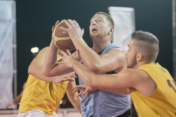 Next stop for Al Wahda: Prague 3×3 World Tour