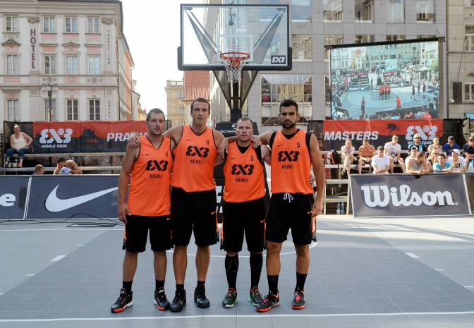 3×3 Road to Abu Dhabi: Kranj wins the Prague Masters