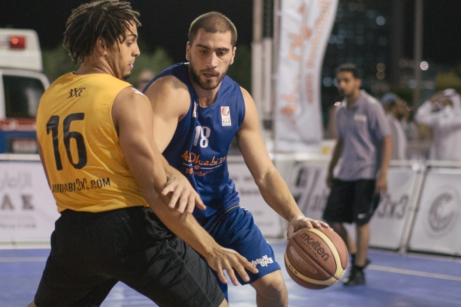 Al Wahda, in search for the second 3×3 World Tour Master in 2015