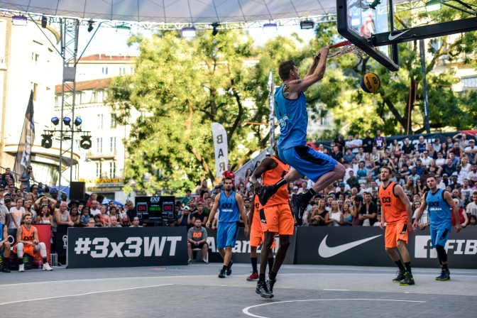 Abu Dhabi will be the capital of 3×3 basketball