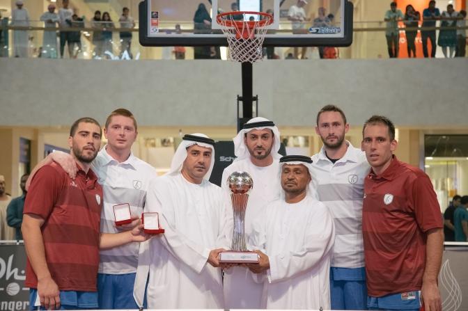 FIBA #3x3WT Final: Team Novi Sad Al Wahda