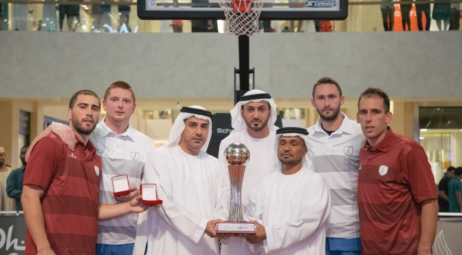 FIBA #3x3WT Final: Team Novi Sad Al Wahda