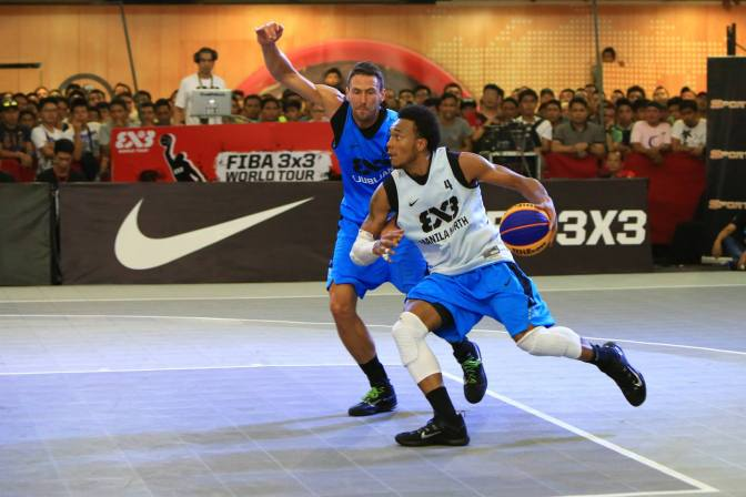 "Calvin ""The Beast"" Abueva will star in the FIBA 3×3 World Tour Final, in Abu Dhabi"