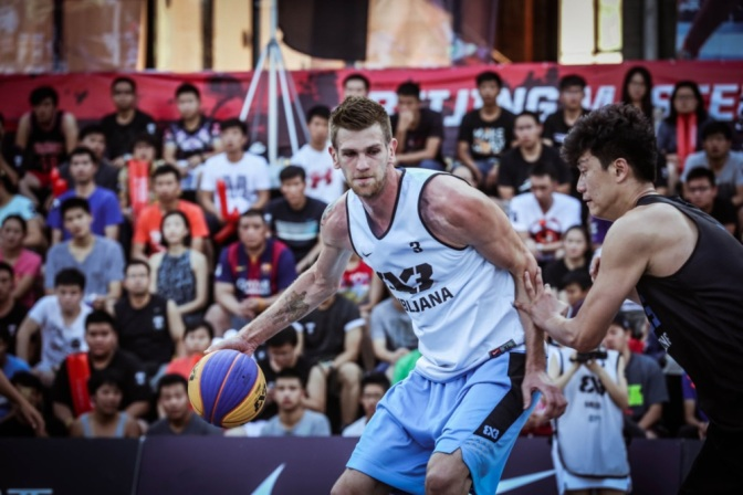 FIBA #3x3WT Final: Team Ljubljana