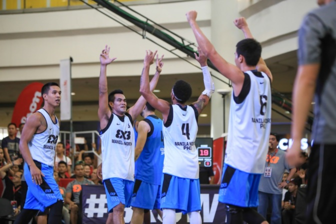 FIBA #3x3WT Final: Team Manila North