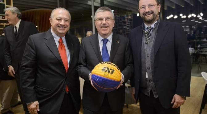 3×3 basketball, hopes for Olympic Games