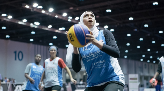 Everybody wants to play in Abu Dhabi 3×3 Tour