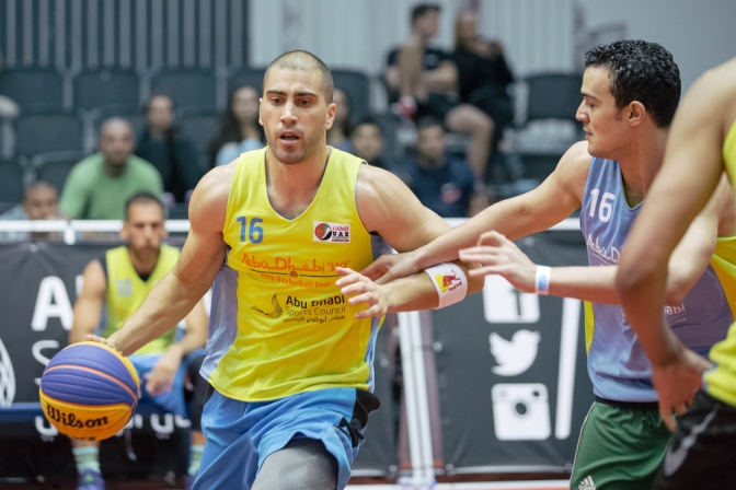 Abu Dhabi is the playground of 3×3 champions once again