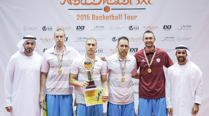Team Al Wahda will again represent UAE in the FIBA 3×3 World Tour