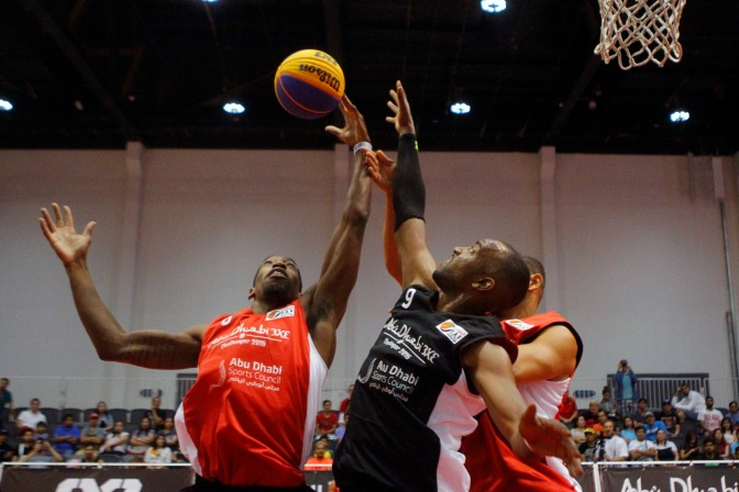 The favorites dominate the first day of Abu Dhabi 3×3 Challenger