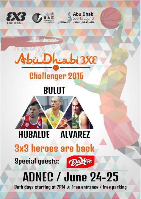 poster challenger 2016