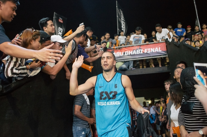 The best 3×3 teams in the world, ready to rock in Abu Dhabi
