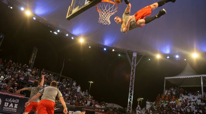 """Come fly with us!"" Dunking Devils are back in Abu Dhabi"