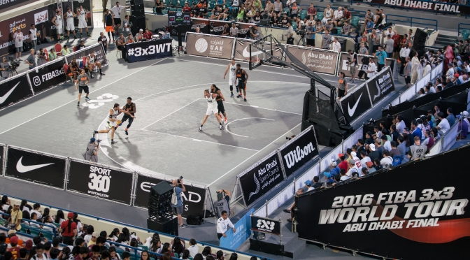 Novi Sad Al Wahda is search of a third FIBA 3×3 World Tour title